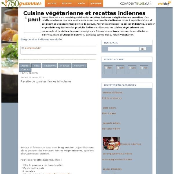 Plats indiens - Recette indienne… - Recette de curry… - Cuisine indienne… - Recette indienne… - Recette… - Cuisine indienne… - Recette indienne… - Recette indienne en… - Vidéo de cuisine… - Recette indienne de…