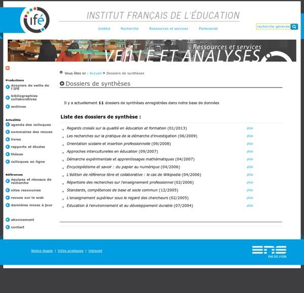 Les dossiers de la VST - L'édition de référence libre et collaborative : le cas de Wikipedia