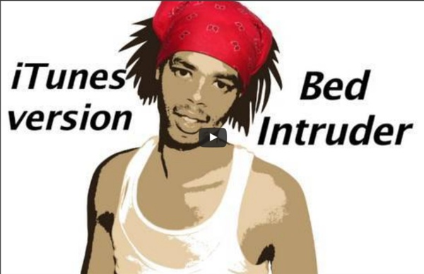 itunes version bed intruder song pearltrees