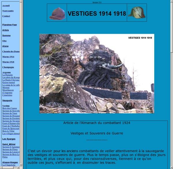 Vestiges.1914.1918.free.fr