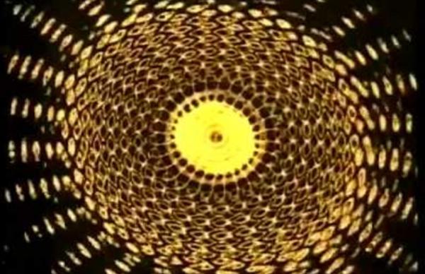La vibration est à l'origine de toute forme