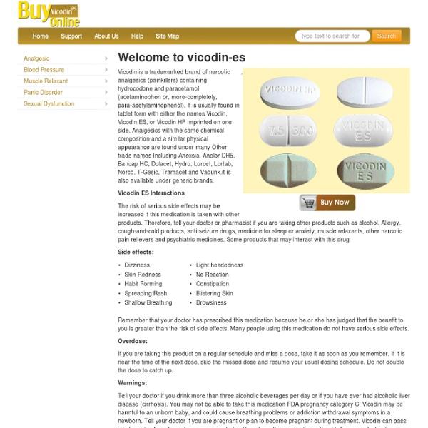 Tramacet medication
