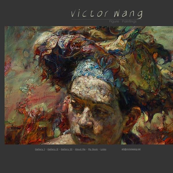 Victor Wangs Paintings