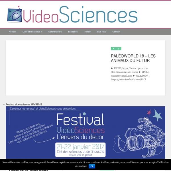 Vidéos de science en français