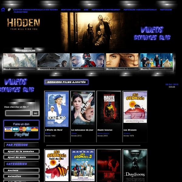 Regarder film gratuit en ligne voir des films gratuits entier gratuitement. Films en streaming gratuit.