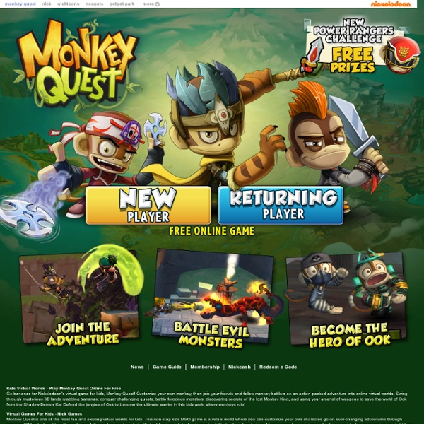 how to meet a friend on monkey quest