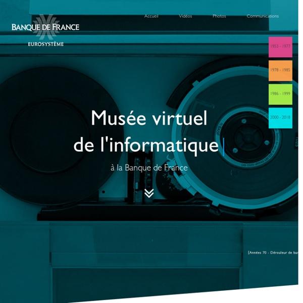 Musée virtuel de l'informatique