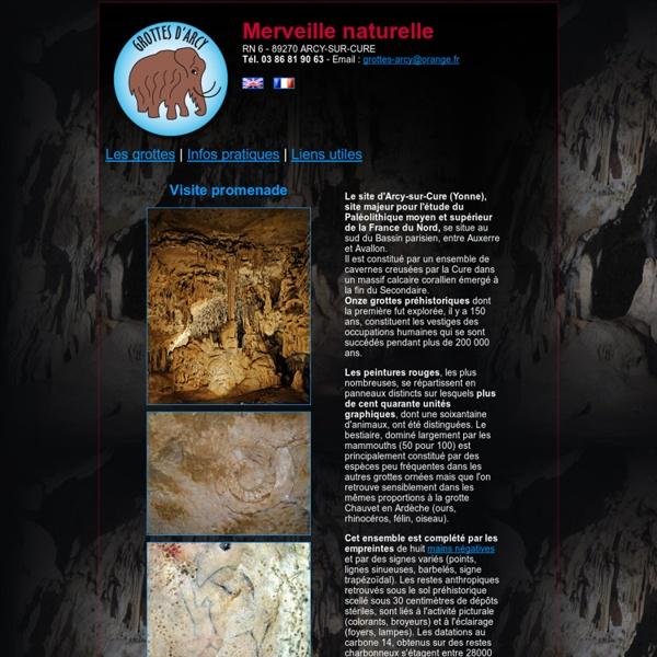 Visite virtuelle : grottes, peintures rupestres