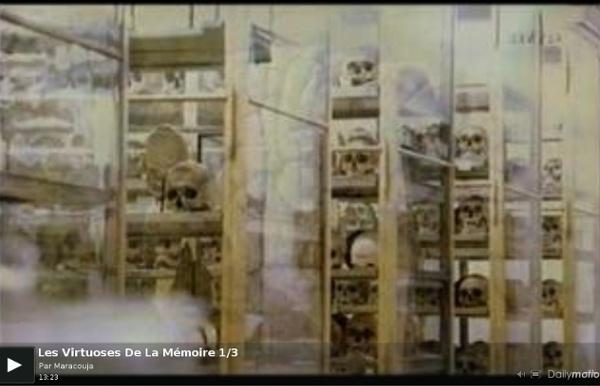 Les Virtuoses De La Mémoire 1/3 - une vidéo High-tech et Science