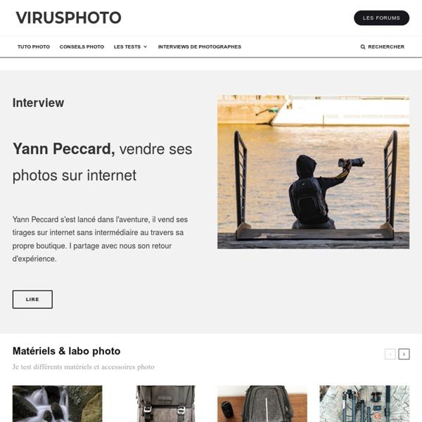 VirusPhoto - Forum photo pour apprendre la photo ensemble