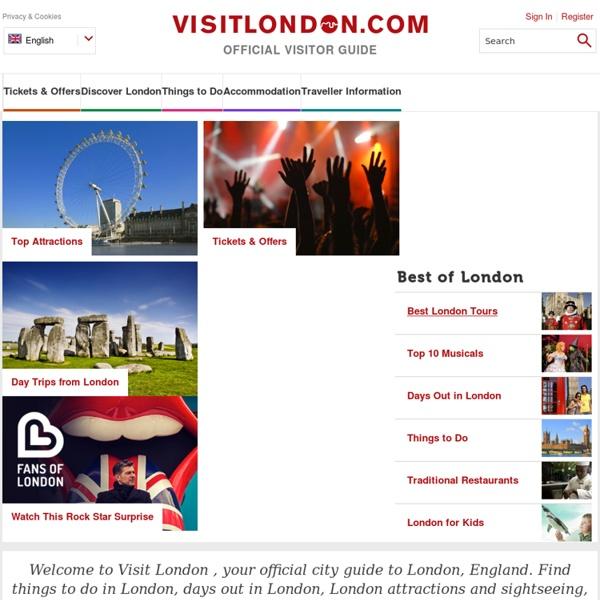 Officiële bezoekersgids