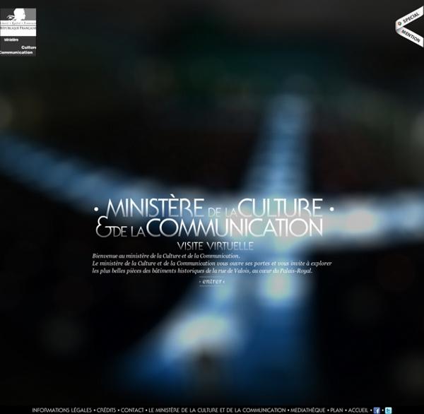 Palais-Royal virtuel (Ministère de la culture)