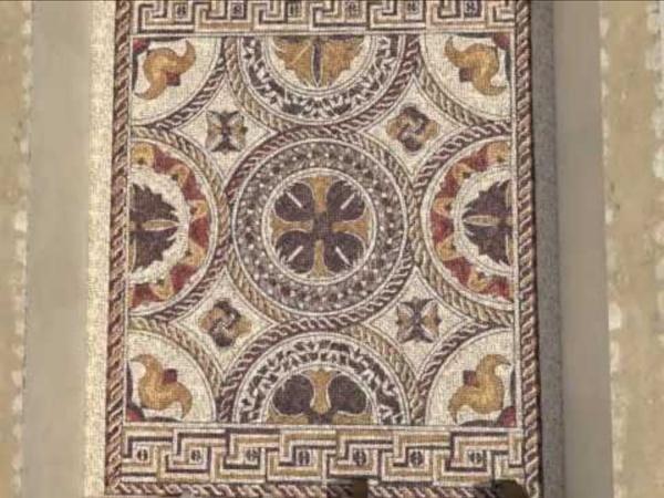 Visite 3D de la Villa gallo-romaine de Plassac