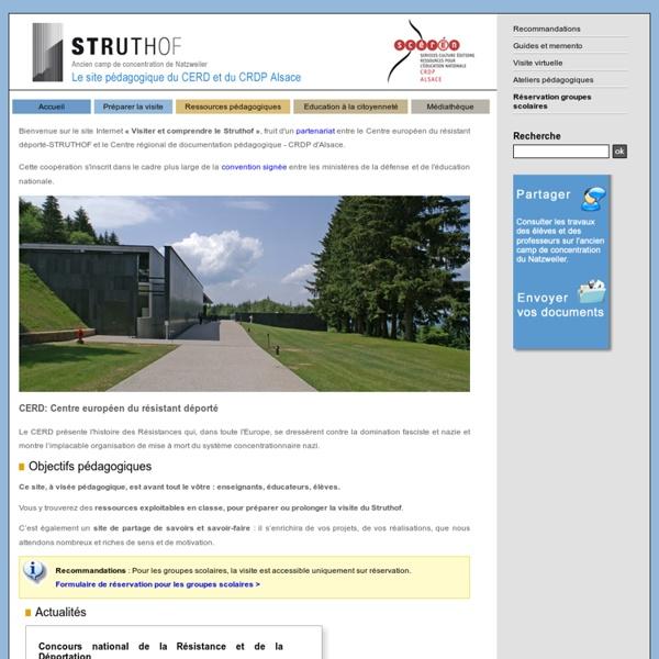 Visiter et comprendre le Struthof