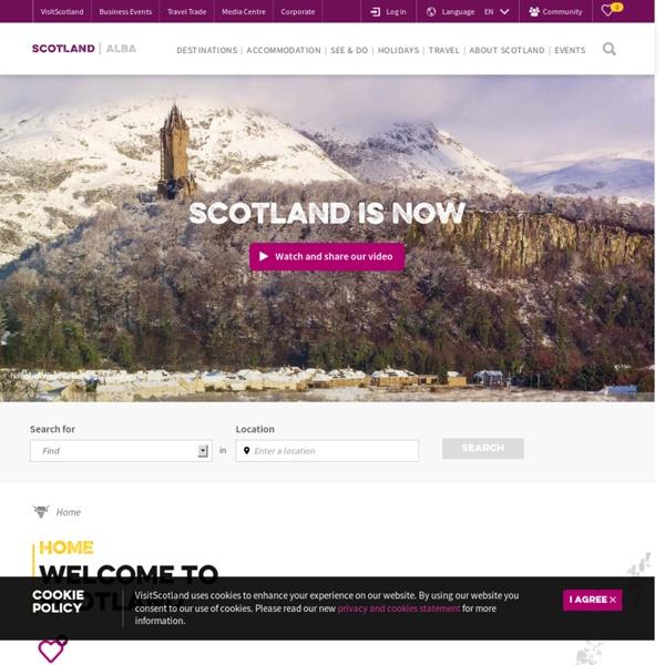 Visit Scotland - Scotland's national tourism organisation