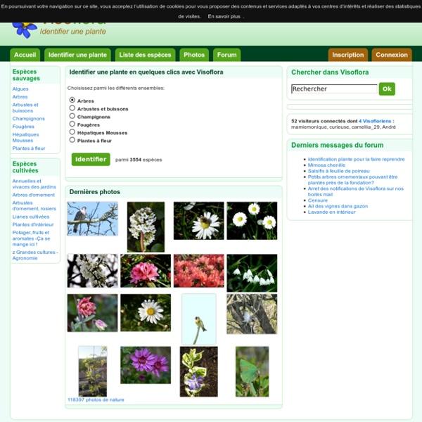 Visoflora - Guide nature