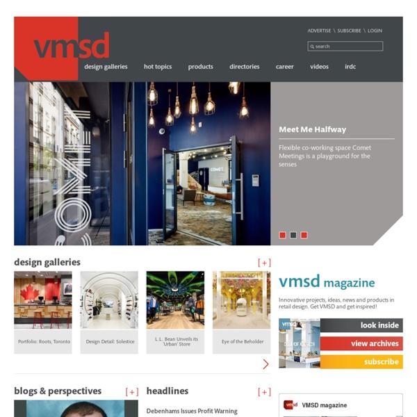 Visual Merchandising and Store Design