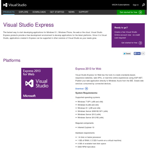 Visual C# Express Feature Tour