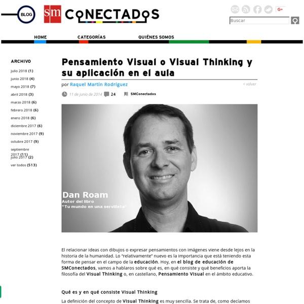 Visual Thinking y su aplicación en el aula