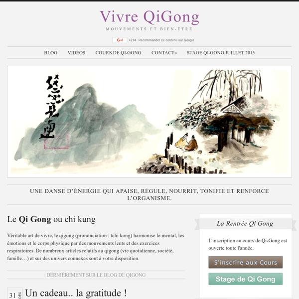 Vivre QiGong