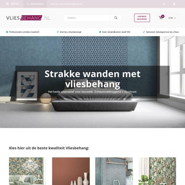Vliesbehang online kopen - foto, bloemen, kinderkamerbehang -Vliesbehang.nl - De specialist in vliesbehang.-gratis verzending