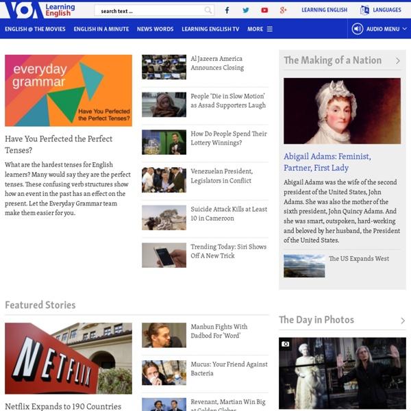 VOA - Voice of America English News