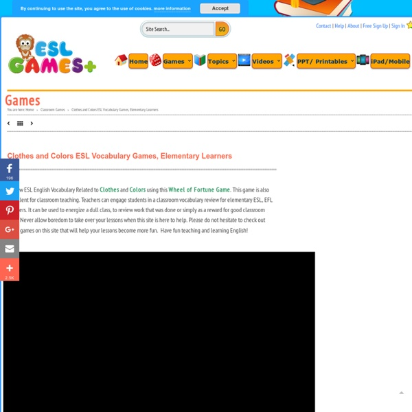 teaching english through games thesis Using games in language teaching the purpose of this paper is threefold: learning vocabulary through games asian efl journal, 5(4) retrieved february 13.