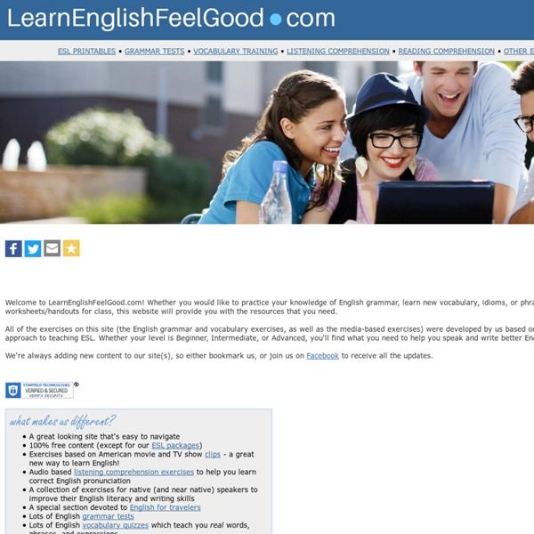 Learnenglishfeegood.com