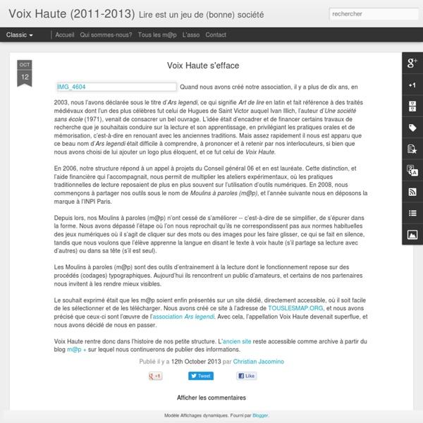 VoixHaute.net