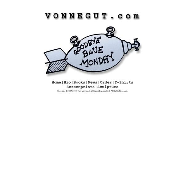Seven books by Kurt Vonnegut, 4 hardcovers