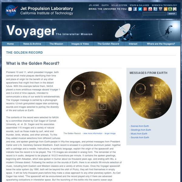Voyager - The Interstellar Mission