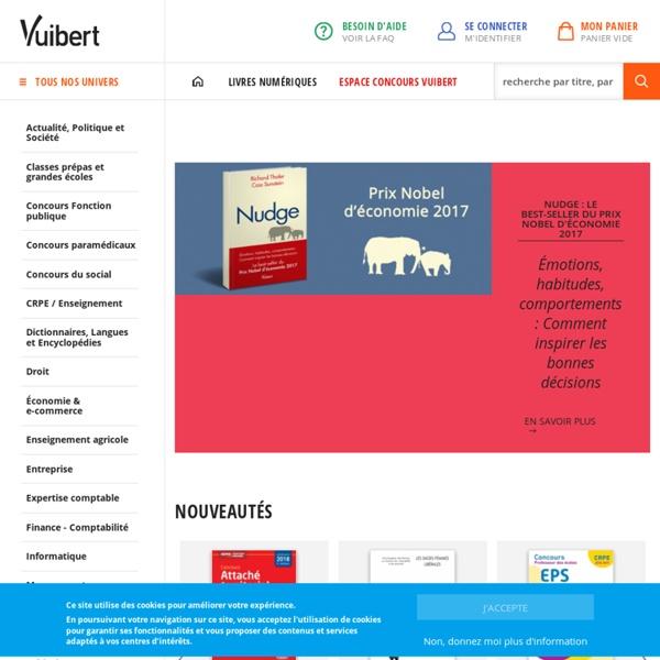 Vuibert.fr