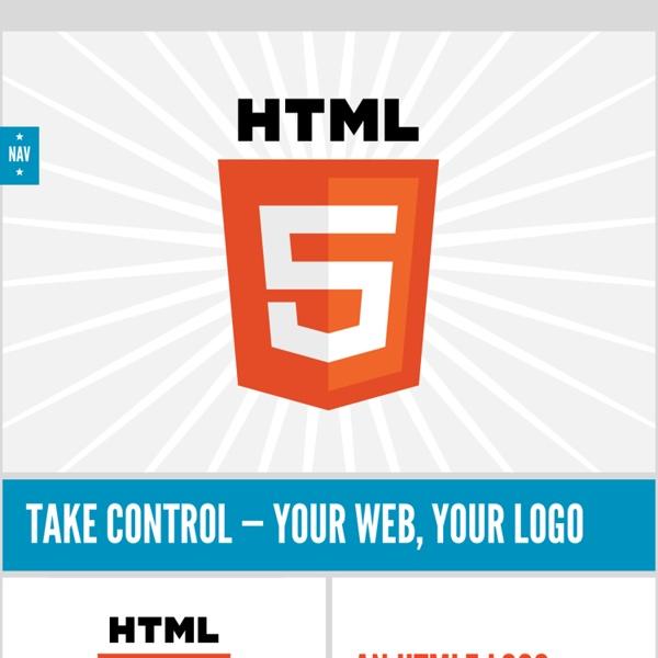 C HTML5 Logo