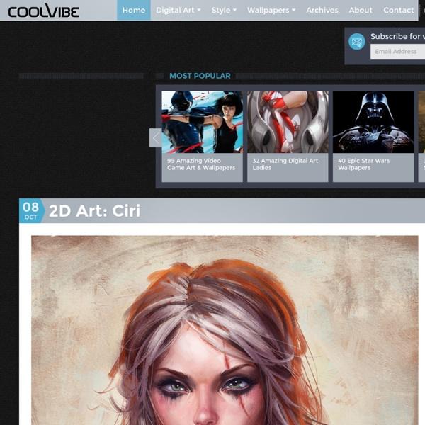 CoolVibe - Digital Art, Wallpapers, Inspiration