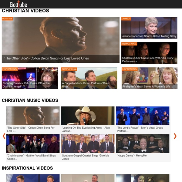 Watch Christian Videos - Today's Popular Video
