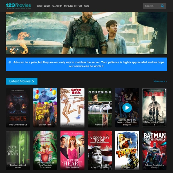 Watch Movies Online Free - 123 Movies Official