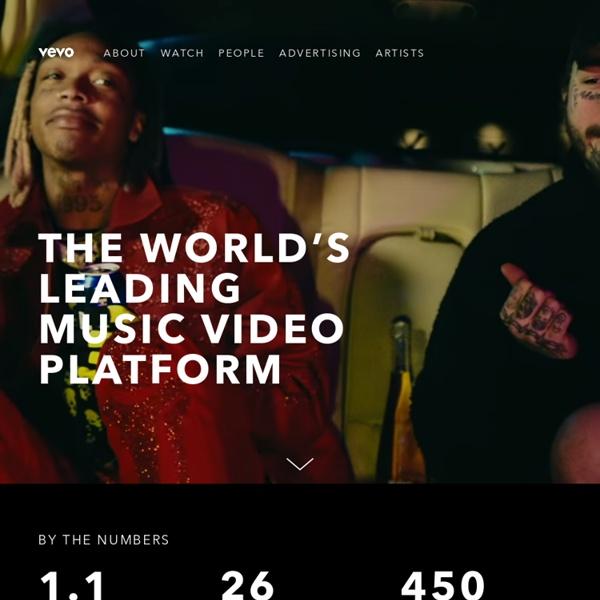 New Music Videos, Premieres, Concerts & Original Shows