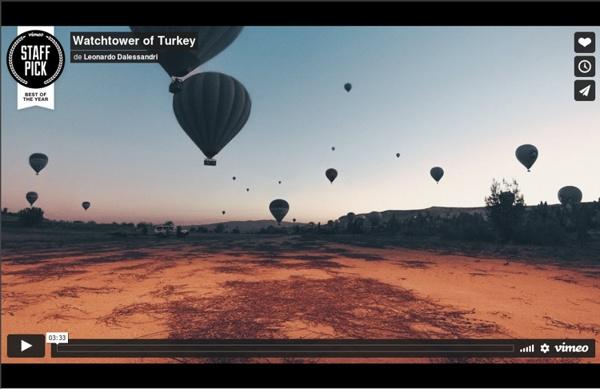 Watchtower of Turkey