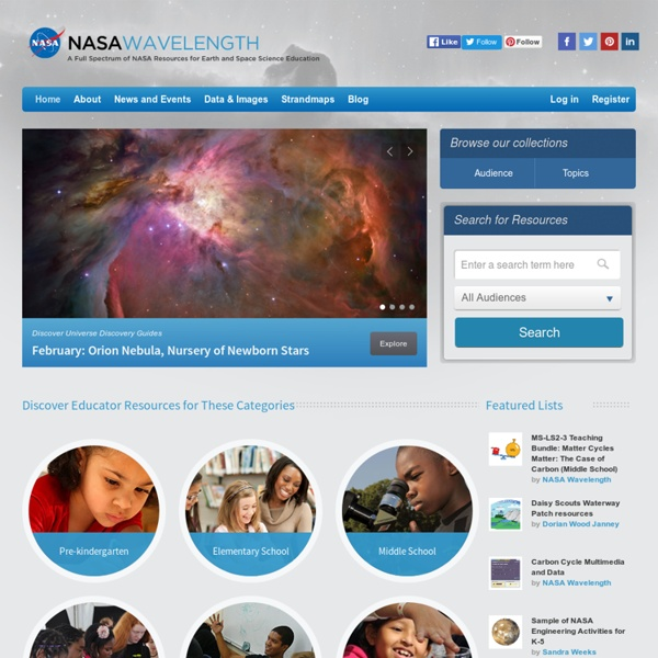 NASA Wavelength Digital Library