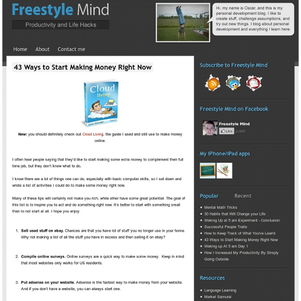 Www.freestylemind