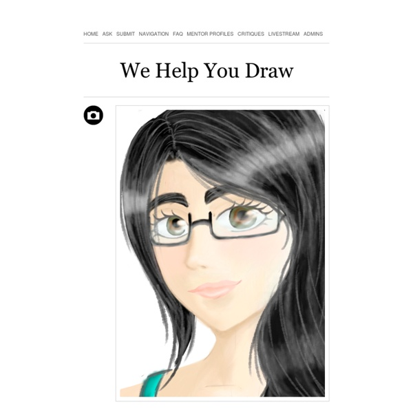 We Help You Draw