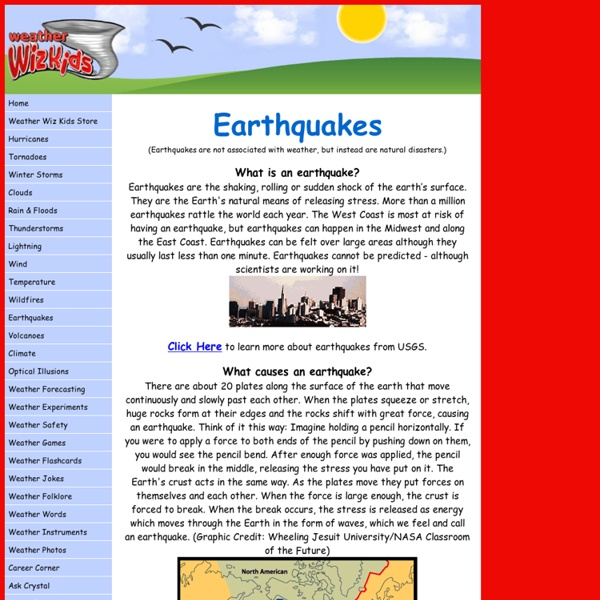 Natural Disasters Earth Facts And Information