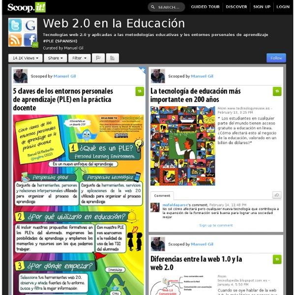 Web 2.0 en la Educación