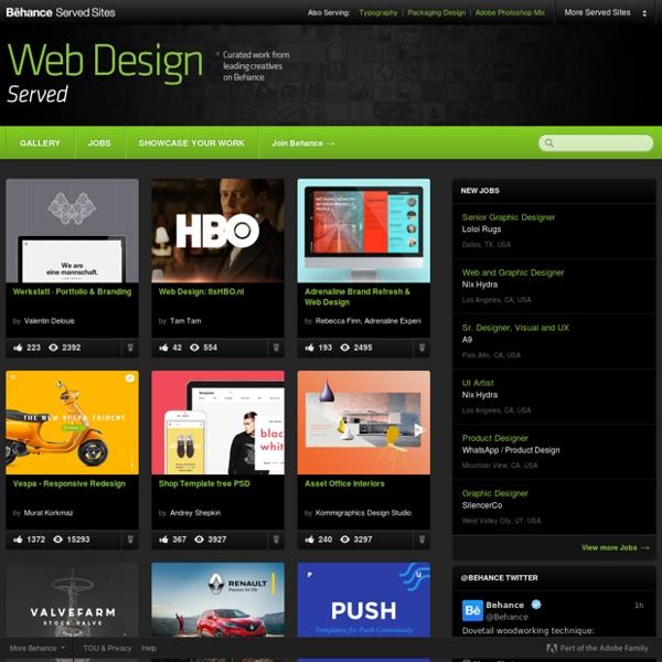 Web Design Served