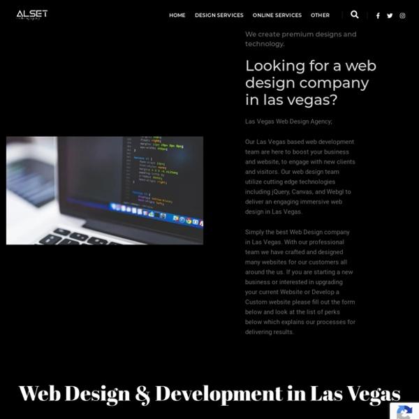 Alset Web Design Agency