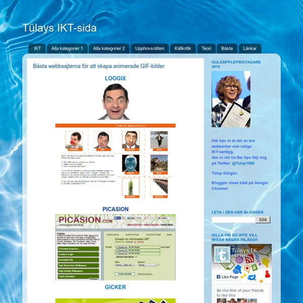 Bästa webbsajterna för att skapa animerade GIF-bilder