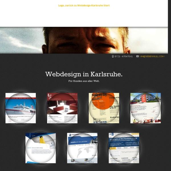 Webdesign karlsruhe pearltrees for Designer karlsruhe