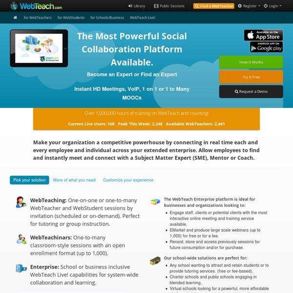 eMeet.me - Free Web Meetings for all...
