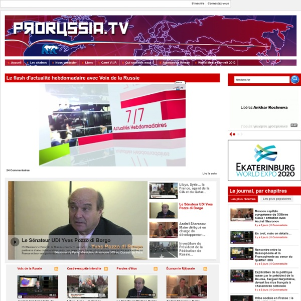 ProRussia.tv