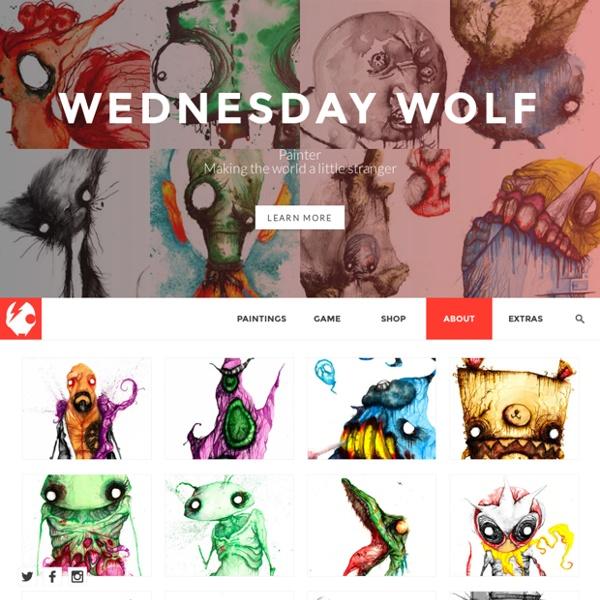 Wednesday Wolf